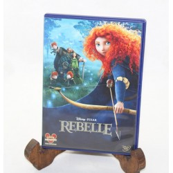 Dvd Rebelle DISNEY PIXAR numéroté N° 104 Walt Disney