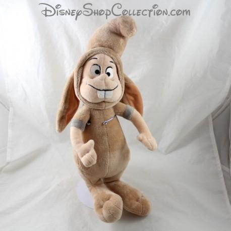 Nibs Missing Children DISNEY STORE Peter Pan Good ZIgue Beige Rabbit 39 cm