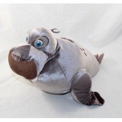 Disney STORE Walrus Flash La pequeña sirene 2 marrón gris 38 cm