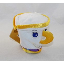 Skink cup Zip DISNEY PARKS Beauty and the Beast Chip 14 cm