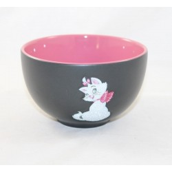 Mat bowl cat Marie DISNEYLAND PARIS The Aristochats Glitter black pink sequins rare