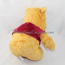 Winnie NICOTOY Disney Winnie the Pooh parcheado cicatriz sentado 22 cm