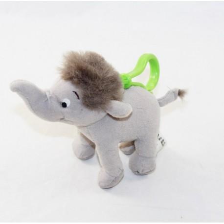 Disney Junior Elephant Plush Key Door The Grey Jungle Book 12 cm