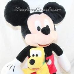 Mickey and Pluto NICOTOY Disney Classic Mickey 45 cm