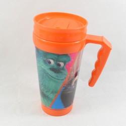 DISNEYLAND PARIS travel mug with New Generation Disney plastic festival cover 17 cm
