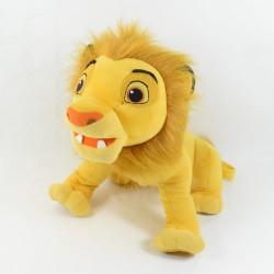 Peluche sonore lion Simba DISNEY HASBRO grognement 35 cm