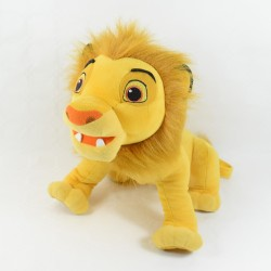 Sound towel lion Simba DISNEY HASBRO growling 35 cm