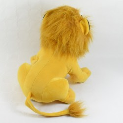 Sound towel lion Simba DISNEY HASBRO growling 35 cm