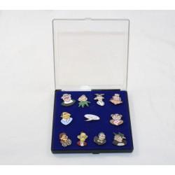 Coffert de pin's Muppet Show TOYS'R'US ensemble de 11 pin's avec boite
