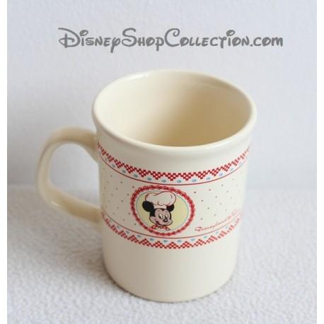 Mug Mickey DISNEYLAND PARIS tasse céramique collection Mickey Gourmet