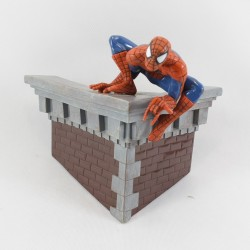 Tirelire parlante Spiderman MARVEL Lansay Spider-man toit 22 cm