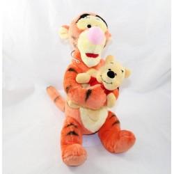 Peluche Tigrou DISNEY BABY avec peluche Winnie l'ourson 32 cm