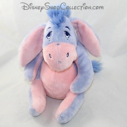 Disney DONKEY NICOTOY Bourriquet blue and pink