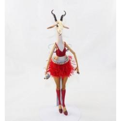 Poupée chantante Gazelle DISNEY STORE Zootopie Shakira 30 cm