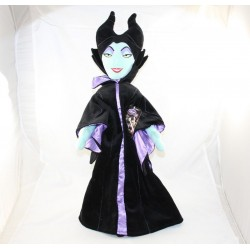 Maleficent plush doll...