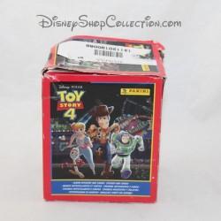 Boite de 50 paquets d'images PANINI Toy Story 4 stickers autocollant