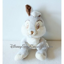 Plush rabbit Pan Pan NICOTOY gray white Maroon Thumper Disney 18 cm