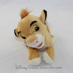 Simba lion CUB NICOTOY Disney The Lion King elongated beige 17 cm