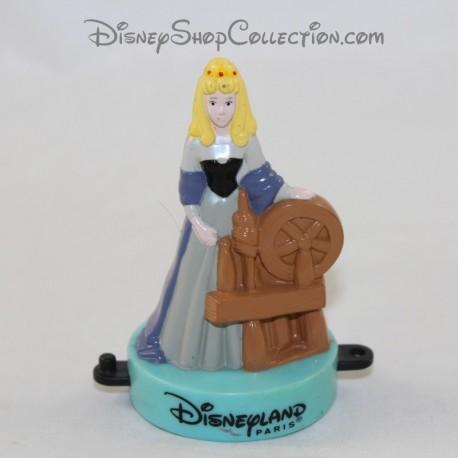 Aurora Princess DISNEYLAND PARIS Mcdonald's Sleeping Beauty Mcdo Disney 8 cm buffer figure