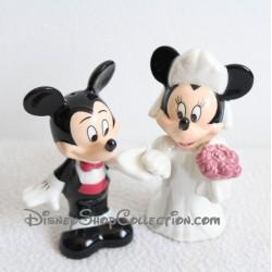 Set sel et poivre DISNEYLAND PARIS Mickey Minnie mariage salt & pepper