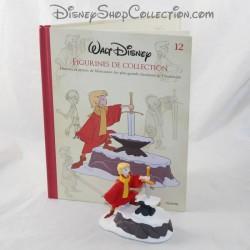 Figura Arthur HACHETTE Walt Disney Merlin el Encantador