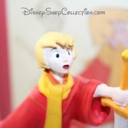 Figure Arthur HACHETTE Walt Disney Merlin the Enchanter