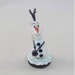 Figurine résine Olaf DISNEYLAND PARIS La reine des neiges Frozen 12 cm