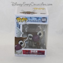 Figurine Sven renne FUNKO POP La Reine des neiges Frozen 2 numéro 585