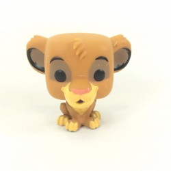 Figurine lion Simba FUNKO POP Le Roi lion numéro 85