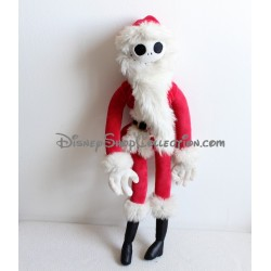 Poupée peluche Jack Skellington DISNEY STORE Noël squelette 52 cm