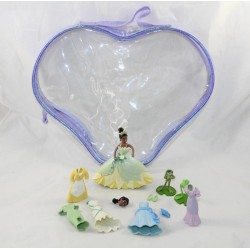 Playset mini poupée Tiana DISNEYLAND Paris valisette