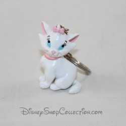 Key door Marie DISNEY The Aristochats white pvc figurine 5 cm