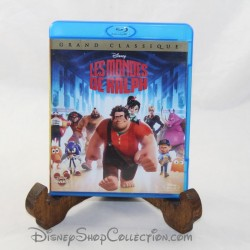 Blu Ray The Worlds of Ralph WALT DISNEY Grand Classic numbered 106