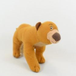 Peluche ours Kenai DISNEY McDONALD'S Frère des ours marron Mcdo 13 cm