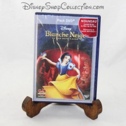 Pack Dvd + Blu-Ray WALT DISNEY Blanche Neige et les sept nains