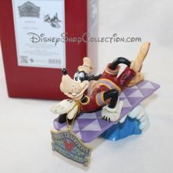 Figurine Dingo DISNEY TRADITIONS Jim Shore Goofy Catch a Wave Showcase Collection 12 cm