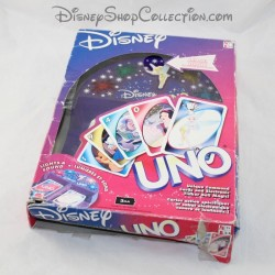 Uno edition Disney MATTEL electronic board game