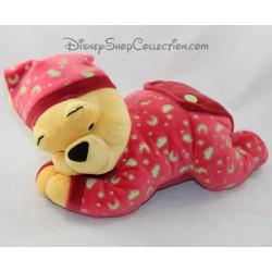 Winnie el Cachorro de Disney nicotoy cachorro alargado pijama rojo