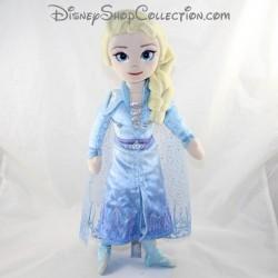 Poupée peluche sonore Elsa TY Disney La Reine des Neiges Frozen 40 cm