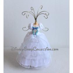Figurine résine Ariel DISNEYLAND PARIS La petite Sirène Disney Ariel en mariée