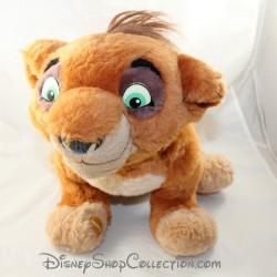 Cachorro de león interactivo Kovu LANSAY Disney El peluche parlando Rey León 40 cm