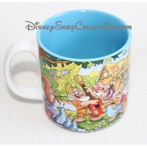 Blanche Du Store Les Sept Mug Disney Scène Neige Et Nains 0yNOPvm8nw