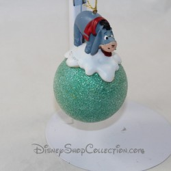 Bola de Navidad burro DISNEY Bourriquet decoración abeto verde 9 cm