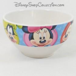 Bol Mickey et ses amis DISNEY Mickey Minnie Dingo Donald Pluto Daisy