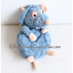 Trousse peluche Remy Ratatouille Disney JEMINI bleu 27 cm