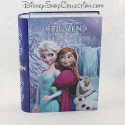 IRON box indeed book DISNEY Snow Queen Frozen 21 cm