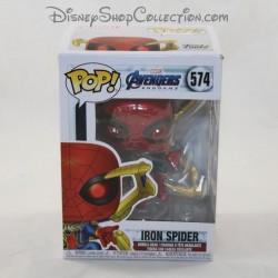 Figura Iron Spider FUNKO POP Marvel Avengers Fine gioco numero 574