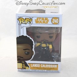 Figurine Lando Calrissian POP Star Wars 240 pistolet 10 cm