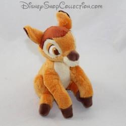 Bambi DISNEY STORE BROWN doe sentado 18 cm