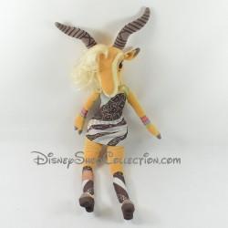 Gazelle DISNEY STORE Zootopia plush doll